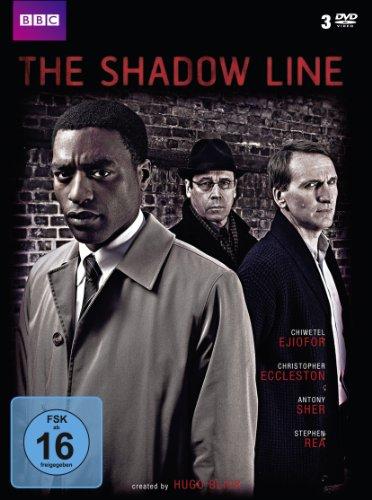 DVD - The Shadow Line - Die komplette Serie
