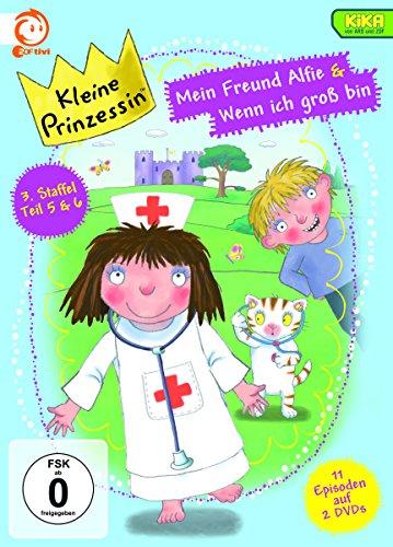 DVD - Kleine Prinzessin - Staffel 3 Teil 5 & 6 - Mein Freund Alfie & Wenn ich groß bin
