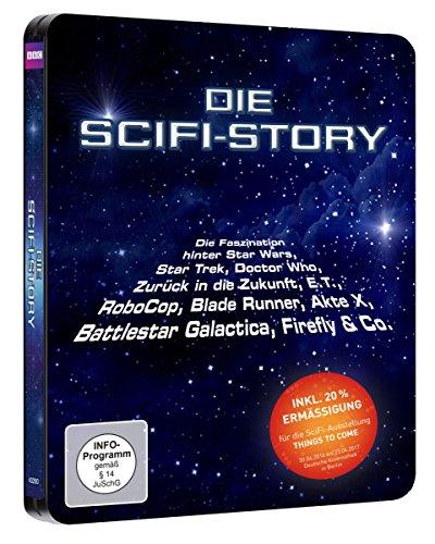 Blu-ray - Die SciFi-Story  (Limited Steelbook Edition) (Blu-ray) [Limited Edition]