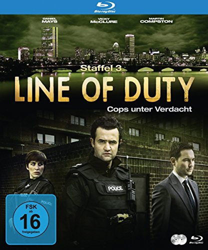 Blu-ray - Line of Duty - Cops unter Verdacht - Season 3 [Blu-ray]