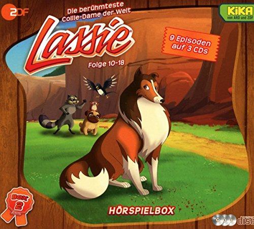 Lassie - Lassie Hörspielbox 2 (Folge 10-18)