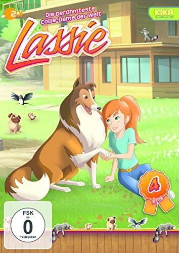 DVD - Lassie 4 (Episoden 13 - 16)