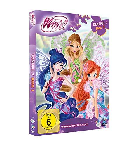DVD - The Winx Club - Staffel 7.1