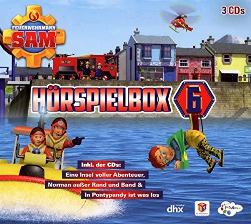 Feuerwehrmann Sam - Feuerwehrmann Sam - Hörspiel Box 6 (3 CDs)