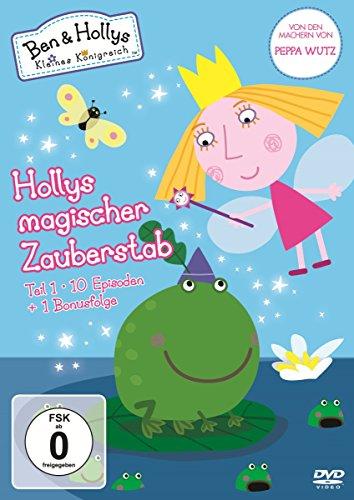 DVD - Ben & Hollys kleines Königreich - Hollys magischer Zauberstab Teil 1 - 10 Folgen   1 Bonus