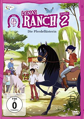DVD - Lenas Ranch - Staffel 2.4 - Die Pferdeflüsterin