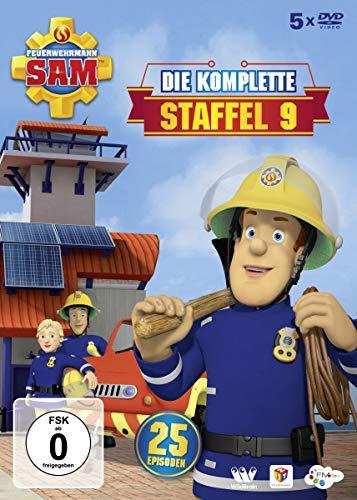 DVD - Feuerwehrmann Sam - Staffel 9