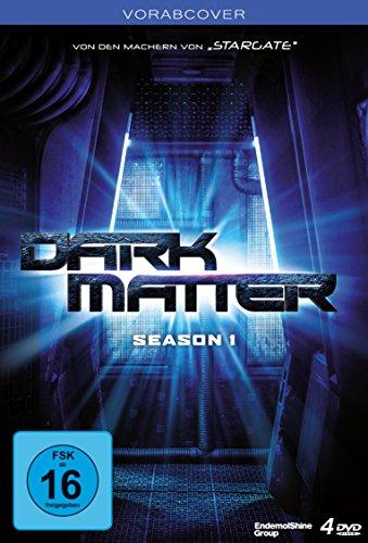 Blu-ray - Dark Matter - Staffel 1