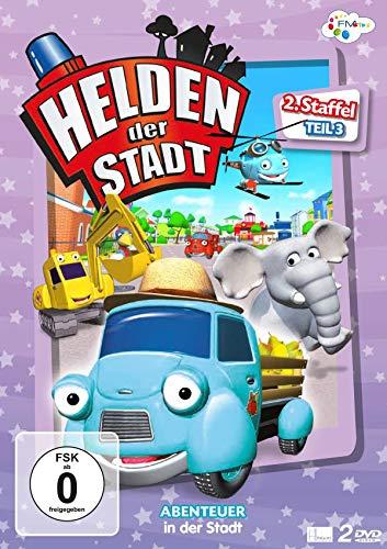 DVD - Helden der Stadt - Staffel 2.3 Abenteuer in der Stadt