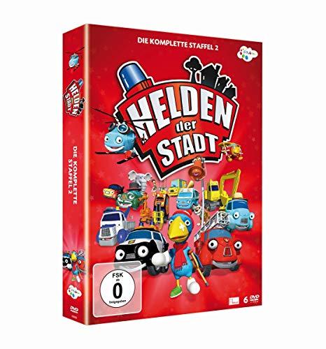 DVD - Helden der Stadt - Staffel 2