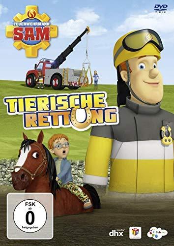 DVD - Feuerwehrmann Sam - Tierische Rettung