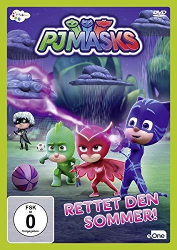 DVD - PJ MASKS - Pyjamahelden 5 - Rettet den Sommer!