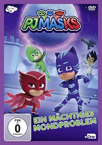 DVD - PJ Masks - Ein mächtiges Mondproblem