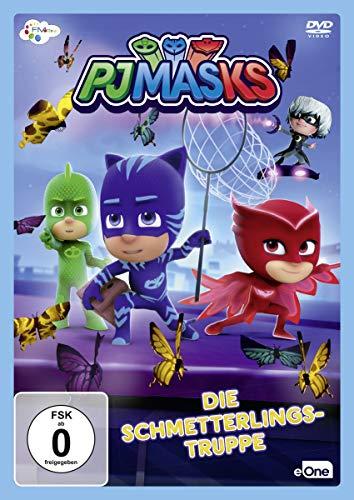 DVD - PJ Masks - Die Schmetterlingstruppe