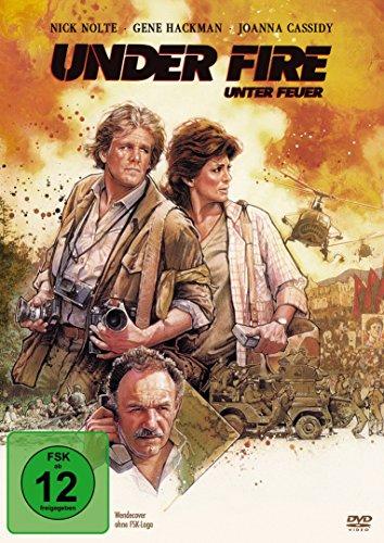 DVD - Under Fire - Unter Feuer