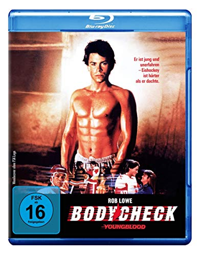 Blu-ray - Bodycheck [Blu-ray]