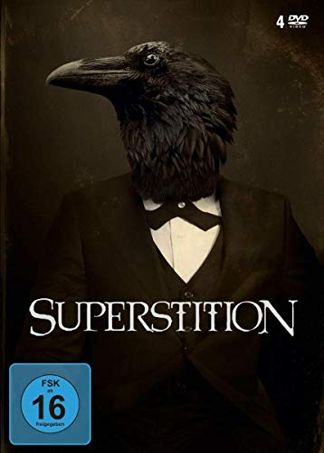 DVD - Superstition - Die Serie