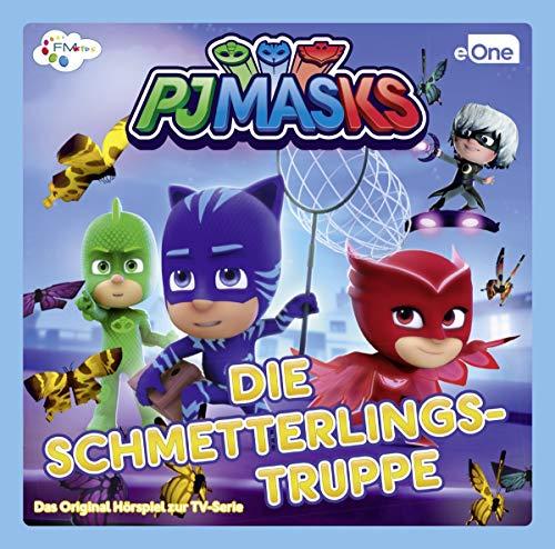 PJ Masks - Die Schmetterlingstruppe