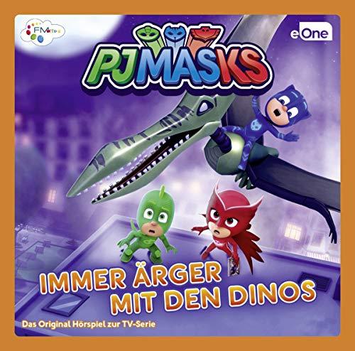 PJ Masks - Immer Ärger mit den Dinos