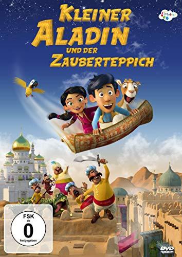 DVD - Kleiner Aladin und der Zauberteppich