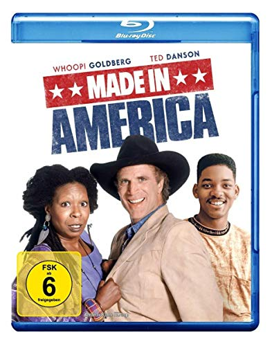 Blu-ray - Made in America