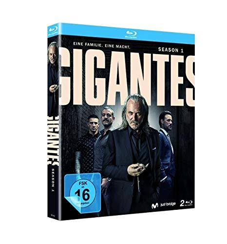 Blu-ray - Gigantes - Staffel 1