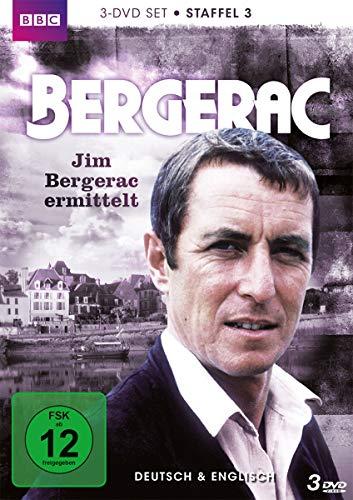 DVD - Bergerac - Staffel 3