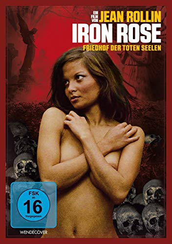 DVD - Iron Rose - Friedhof der toten Seelen
