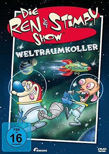 DVD - Die Ren & Stimpy Show - Weltraumkoller