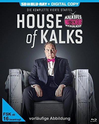 Blu-ray - Kalkofes Mattscheibe - Rekalked! - Staffel 4 - House of Kalks (SD on Blu-ray)