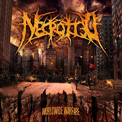 Necrotted - Worldwide Warfare Necrotted