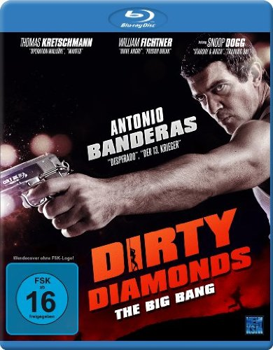 Blu-ray - Dirty Diamonds - The Big Bang
