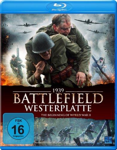 Blu-ray - 1939 - Battlefield Westerplatte - The Beginning of World War II