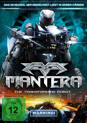 DVD - Mantera - The Transforming Robot