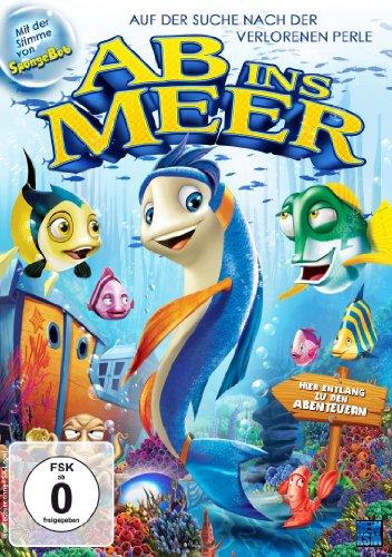 DVD - Ab ins Meer - Auf der Suche nach der verlorenen Perle