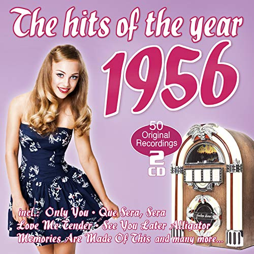 Sampler - The Hits of the Year 1956