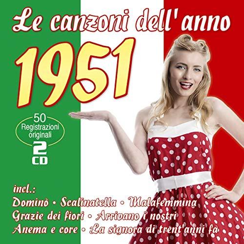 Sampler - Le Canzoni Dell' Anno 1951