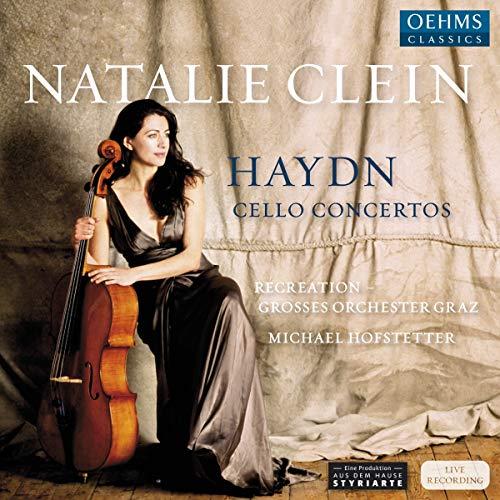 Clein , Natalie - Haydn: Cello Concertos (Hofstetter)
