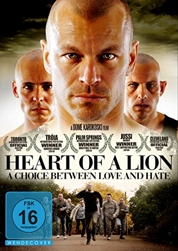 DVD - Heart of a Lion