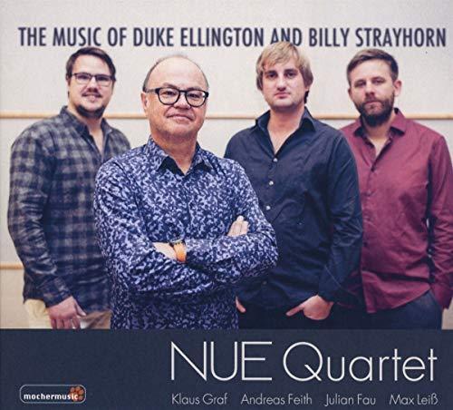 Nue Quartet - The Music of Duke Ellington and Billy Strayhorn