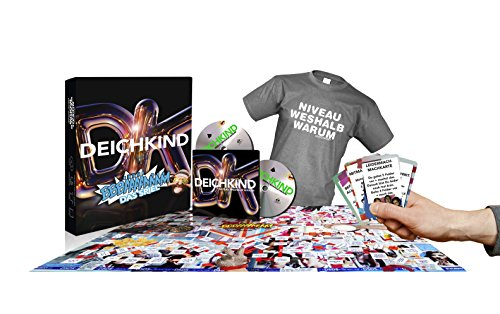 Deichkind - Niveau Weshalb Warum (Limited Deluxe Fan-Box Edition)