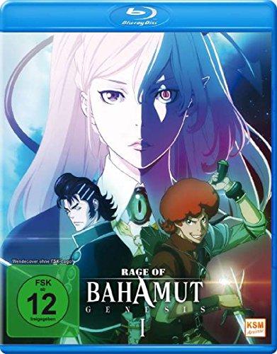 - Rage of Bahamut Genesis Volume 1: Episode 01-06 [Blu-ray]