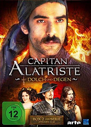 - Capitan Alatriste - Mit Dolch und Degen - Box 2 (Folge 10-18) [3 DVDs]