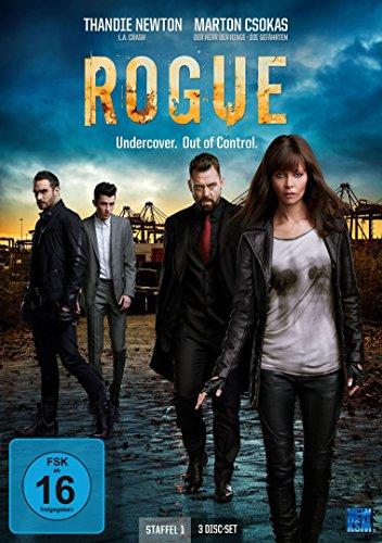 DVD - Rogue - Staffel 1