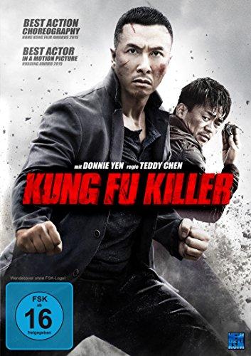 DVD - Kung Fu Killer