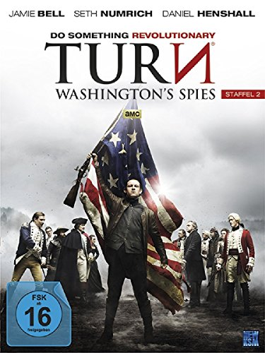 DVD - Turn - Washington's Spies - Staffel 2