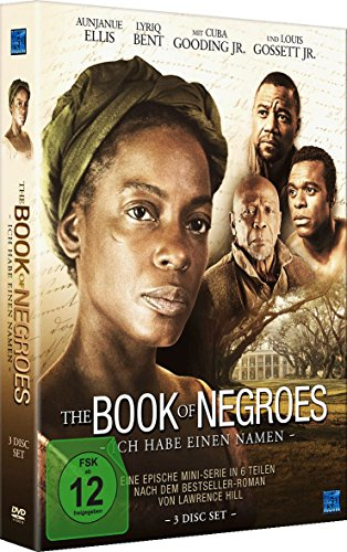 DVD - The Book Of Negroes - Ich habe einen Namen (3 DVD Set)