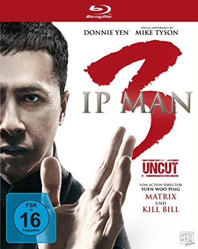 Blu-ray - IP Man 3 (Uncut)
