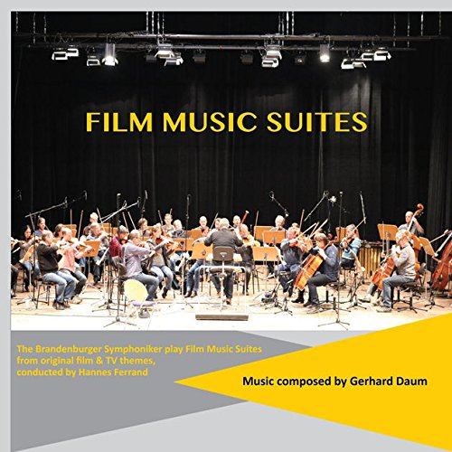 Brandenburger Symphoniker - Film Music Suites