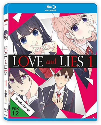 Blu-ray - Love And Lies 1 (Episode 1-4)
